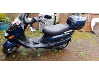 **** SOLD*******150cc shining scooter