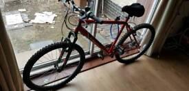 Hardly used 20' Adult Apollo Bike
