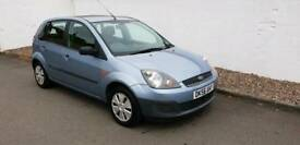 Ford fiesta studio 1.2 low miles cheap car to insure full mot