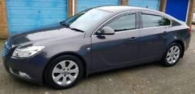 Vauxhall insignia ecoflex srinav