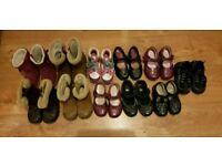 Toddler girl shoes bundle