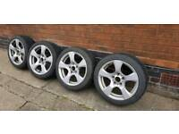 BMW wheels and tyres 225/45 r17