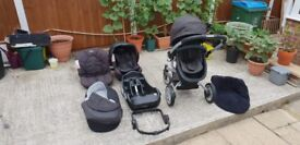 Complete Graco travel system