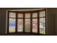 5 Bay Window Blind Wooden Blinds