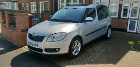Skoda roomster 3 1.6petrol automat low mileage 84k