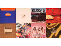 "Job Lot of 50 Dance 12"" Singles Mid '90s to Early '00s. House / Trance / Techno / Drum 'n' Bass Etc."