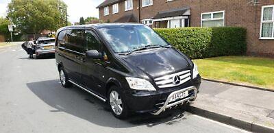 Mercedes Vito Dual liner Van