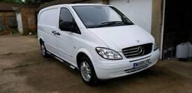 Mercedes-Benz Vito sport van
