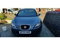 SEAT LEON 1.6 LOW MILEAGE GOOD CONDITION FOR AGE