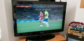 "Samsung 40"" LCD tv, HD ready"