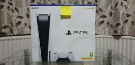 Brand new & Sealed- Sony PlayStation 5 Disc Edition- High Demand