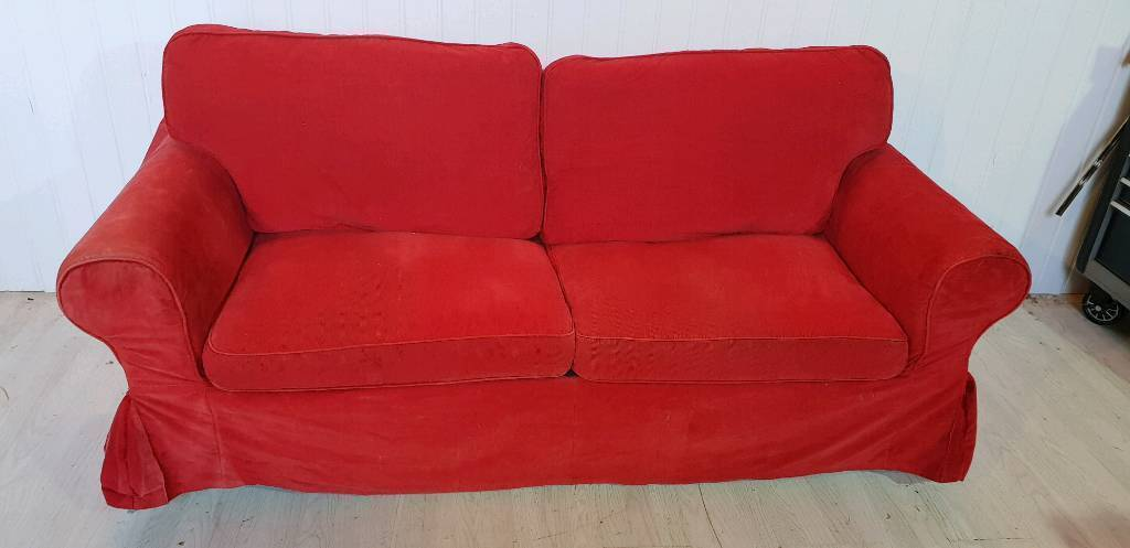 Merveilleux Red Ikea Sofa Bed