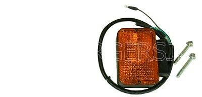 John Deere LH single tail light 4100 4110 4115 2110 compact tractors AM879645
