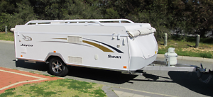 Jayco Swan Camper 2010 Kinross Joondalup Area Preview