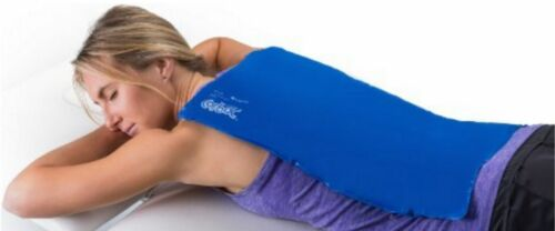 Cold Therapy Pad Reusable Gel Ice Pack Pain Relief Sports...