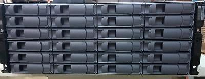 Netapp Ds4243 W  24X 450Gb 15K X411a R5  2X Iom3 Controllers  4X Power Supply