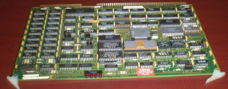 Cincinnati Circuit Board PCB 3-533-0432G _ 35330432G Rev C