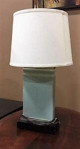 Various Table Lamps.  New and Consigned