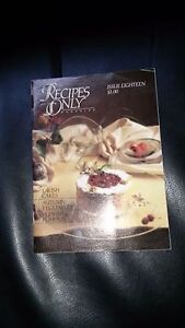 Recipes Only Magazine Issue Eighteen