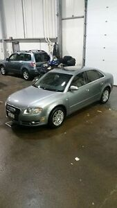 Reduced 2007 Audi A4 Quattro $6500 in cash today only