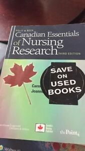 Canadian Essentials of nursing research third edition