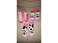 Jojo slipper socks 6-12months
