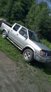 2000 Nissan frontier crew cab for sale 900 obo inspected