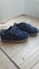 Used Next baby boy shoes