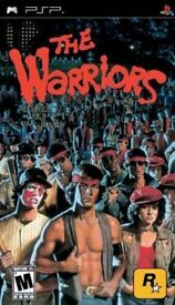 Any psp games but mainly the warriors