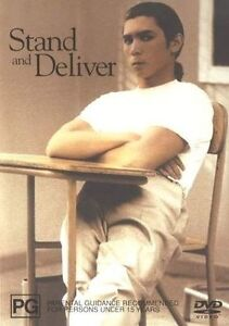 STAND-and-DELIVER-DVD-Lou-Diamond-Phillips-R4-NEW