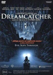 Dreamcatcher (DVD, 2003) R4 PAL NEW FREE POST