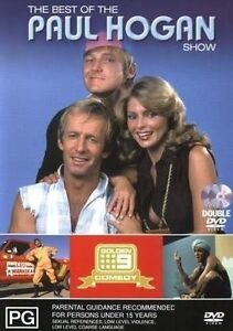 PAUL HOGAN - THE BEST OF THE SHOW ~ HOGES AUSSIE COMEDY 6+ HRS ~ R4 2 DVD *NEW*