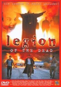DVD - Legion of the Dead / #6162