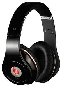 Beats-by-Dr-Dre-Studio-Headphone-100-Authentic-BLACK