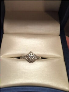Engagement ring (Reduced $2500.00)    (trade for fishing boat)