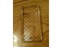 Iphone 4 clear plastic case cover