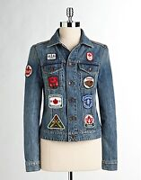 WOMEN 2012 TEAM CANADA Olympics Closing Ceremony Jean Jacket