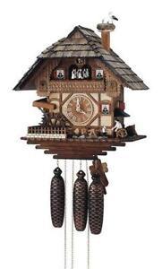antique black forest cuckoo clock