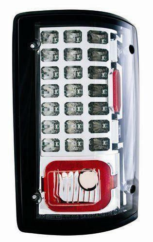 Ford F150 Tail Lights >> LED Tail Lights Ford Econoline | eBay