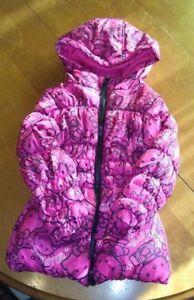 EUC size 5t Hello Kitty winter jacket