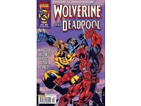 Wolverine & Deadpool/Gambit #87 -135