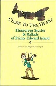 """P.E.I book--""""Close to the Heart"""""""
