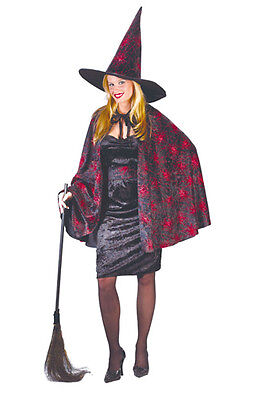 Glitter Chip Witch Spiderweb Dress Up Sexy Halloween Adult Costume 2 COLORS](Chips Halloween Costume)