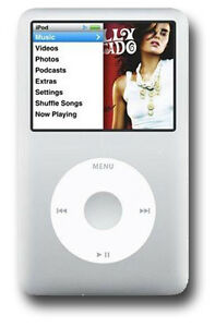 THE CELL SHOP has a White iPod Classic, 30GB