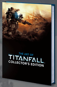 The Art Of Titanfall Collectors's Edition
