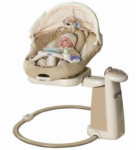 Graco Sweetpeace Newborn Baby Rockers Ebay