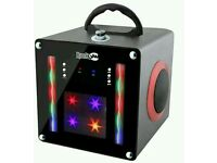 Bluetooth Speaker Light Show