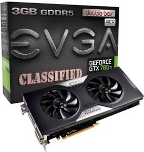 Evga 780 ti classified with ACX cooling
