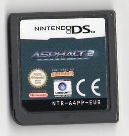 Asphalt 2 Game Cartridge - For Nintendo DS