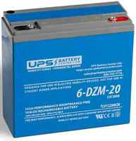 Lawn Mower Batteries – 12V sealed lead acid